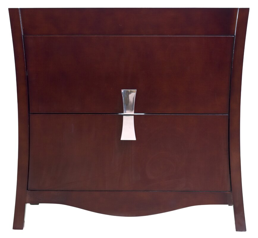 birch bathroom vanities. Cataldo Modern Birch Wood-Veneer 35\ Bathroom Vanities C