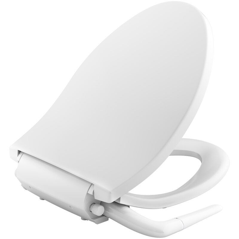Kohler Puretide Elongated Manual Bidet Seat Amp Reviews