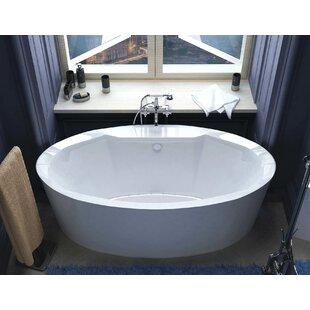 Freestanding Tub With Air Jets. Save to Idea Board Air Bathtubs You ll Love  Wayfair