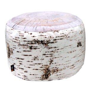 Pouf Birch Indoor Stump von MeroWings