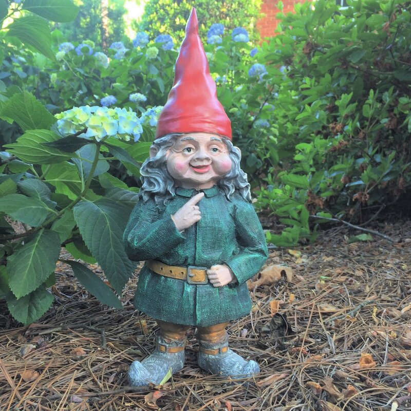 Gnomes Of Toad Hollow Zelda The Female Garden Gnome Statue