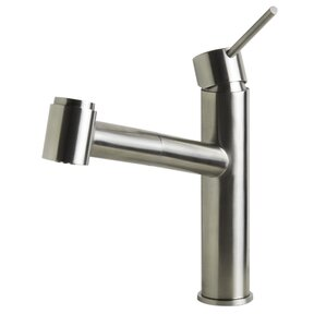 Alfi Brand Kitchen Faucet with Pull-Out Spray