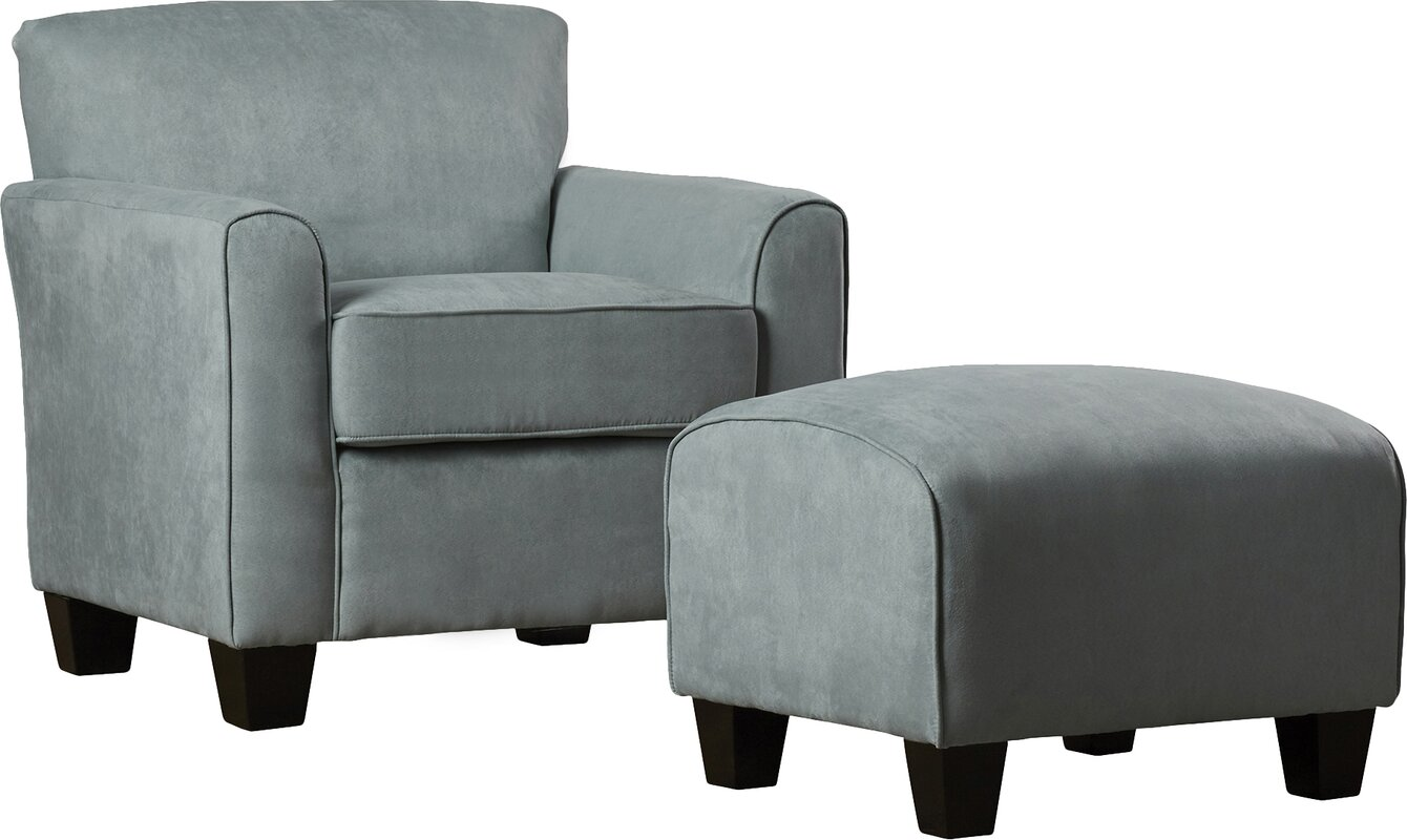 Cheap Footstools With Storage Chair Ottoman Sets Youll Love Wayfair