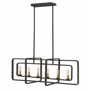 Quentin 6-Light Foyer Pendant