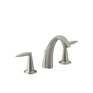 Quickview. Kohler. Alteo Widespread Bathroom Sink Faucet With Drain Assembly