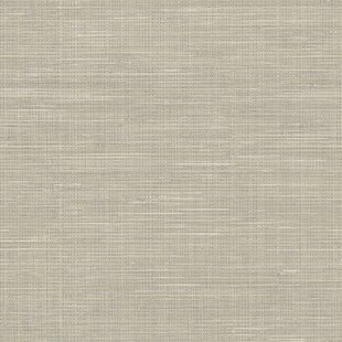 Grasscloth Peel And Stick 18 X 205 Wallpaper Roll
