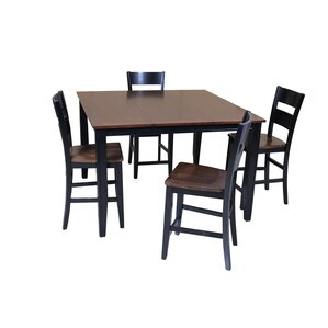 Blessington 5 Piece Counter Height Dining..