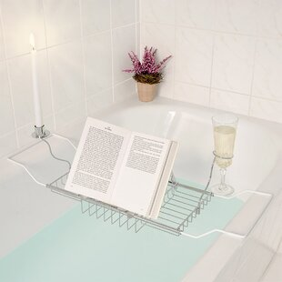 Stainless Steel Bathtub Caddy