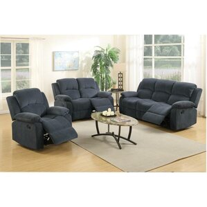 Linda 3 Piece Living Room Set ..