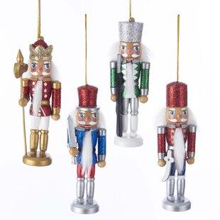 Nutcracker Christmas Ornaments You'll Love | Wayfair