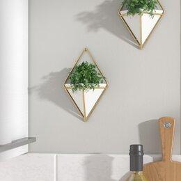 Contemporary bedroom wall decor