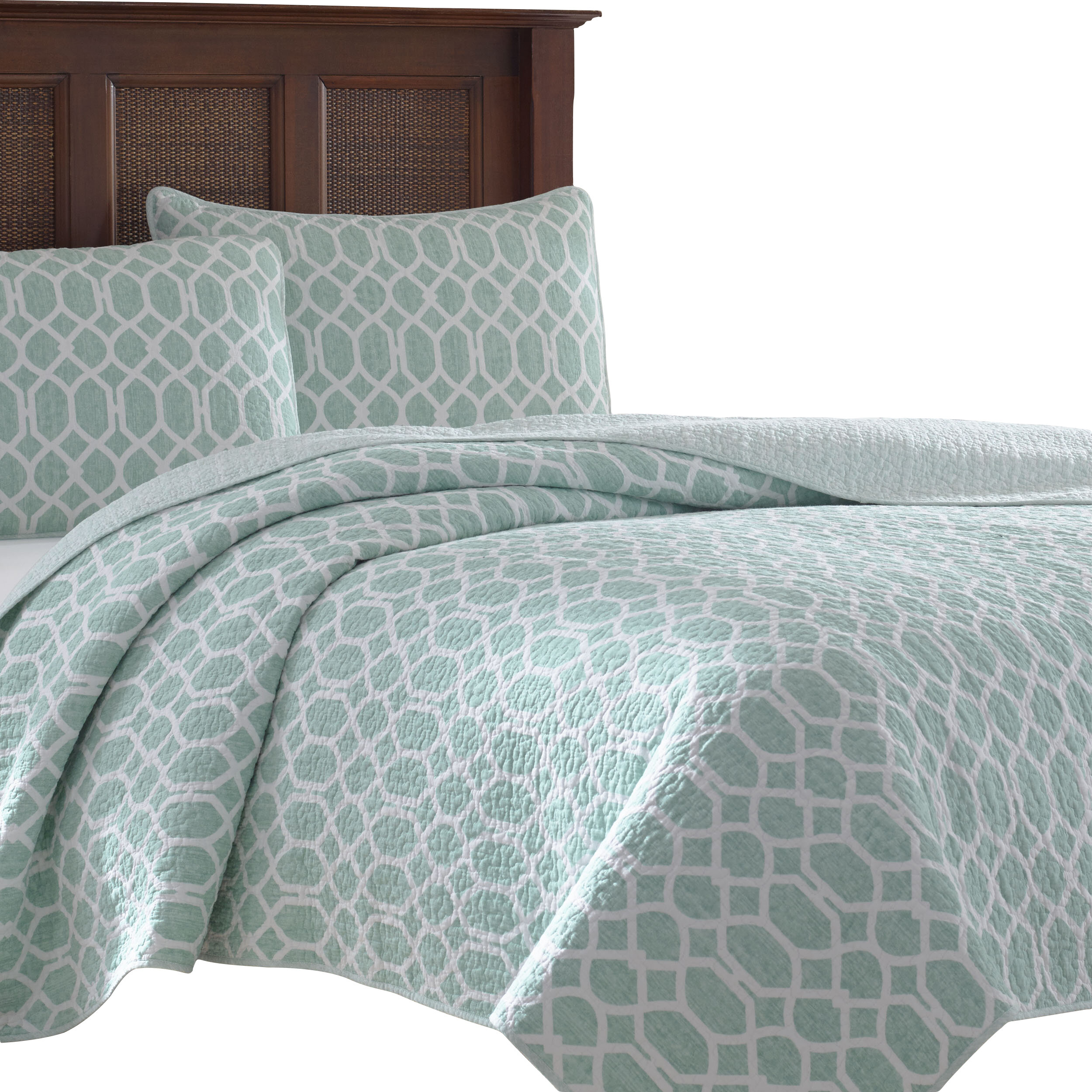 seaglass king breezer and bahama features aqua in pin collection comforter tones stripe set la green bedding a tommy design scala