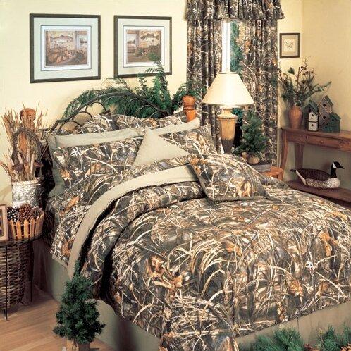 realtree max-4 comforter collection & reviews | wayfair