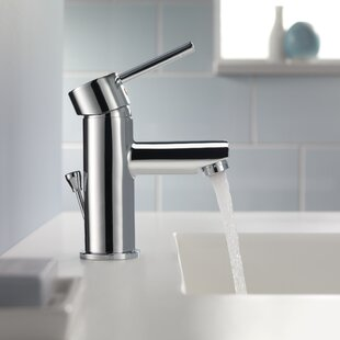 Save Delta Trinsic Single Hole Bathroom Faucet
