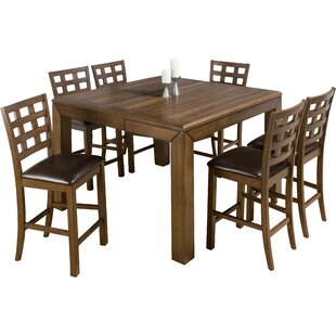 Paraiso Counter Height Dining Table By Loon Peak