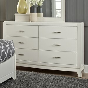 Loveryk 6 Drawer Dresser by Darby Home Co