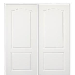 Princeton MDF 2 Panel Primed Prehung Interior Door