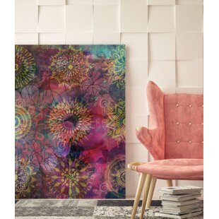 U0027Modern Bohemianu0027 Wall Art On Wrapped Canvas