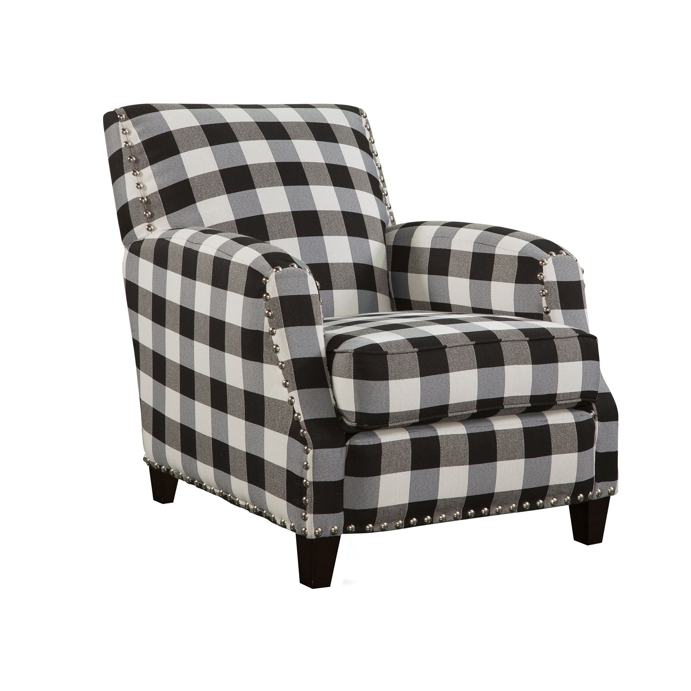 Laurel Foundry Modern Farmhouse Clarkesville Armchair Reviews Wayfair