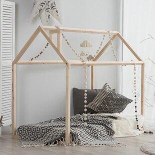 Girls Canopy Bed Wayfair Co Uk