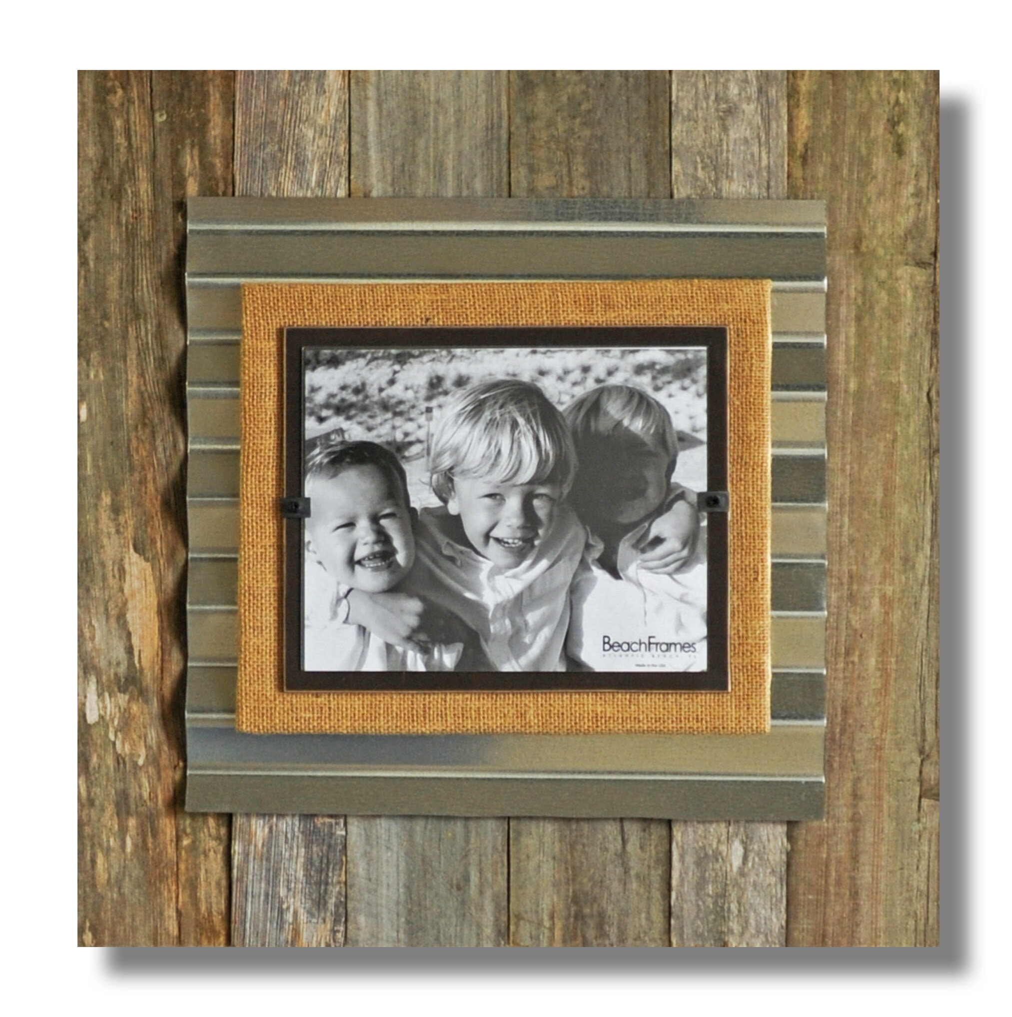 Beach Frames Extra Large Single Picture Frame & Reviews | Wayfair