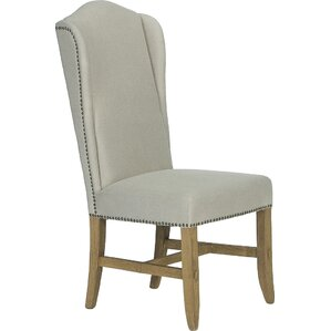 Daphne Upholstered Dining Chair (Set of 2) by Sarreid Ltd
