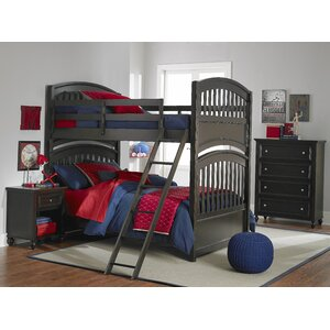 Hannah Full Bunk Bed Configurable Bedroom Set
