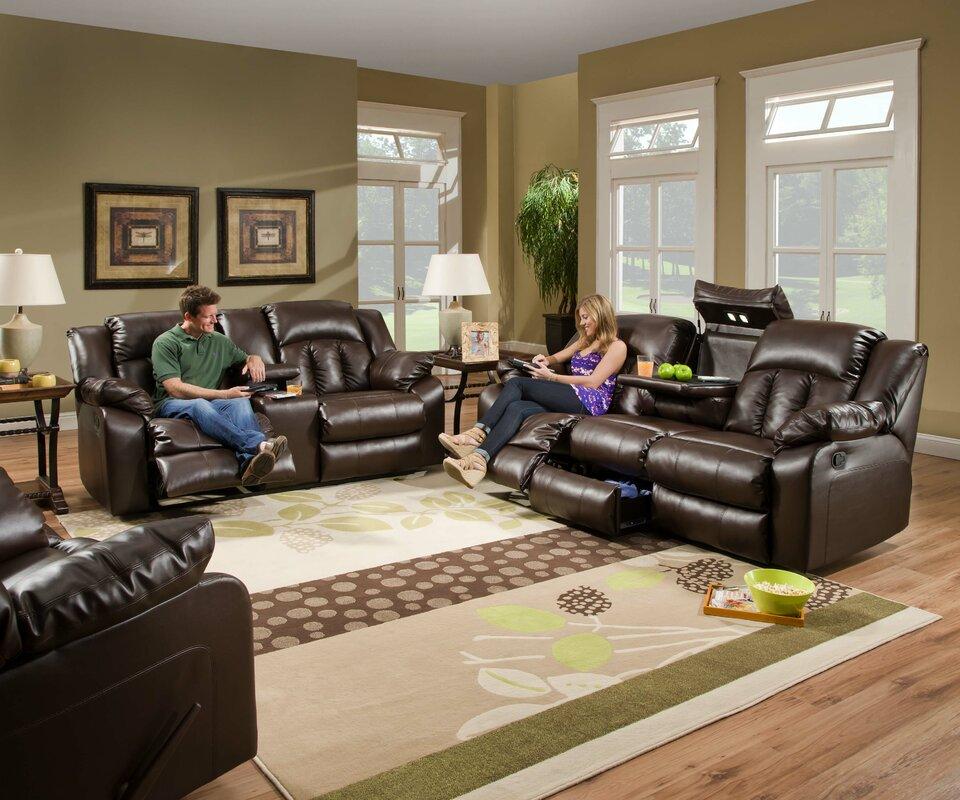 Darby Home Co Houle Configurable Living Room Set U0026 Reviews | Wayfair