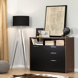 Storage Cabinets + Credenzas & Modern Office Furniture | AllModern
