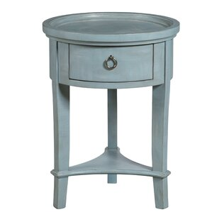 Ozuna Round End Table