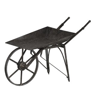 Vintage Wheelbarrow Planter