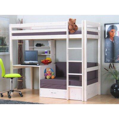 Hochbett Devin Kids Mit Couch 90 X 200 Cm