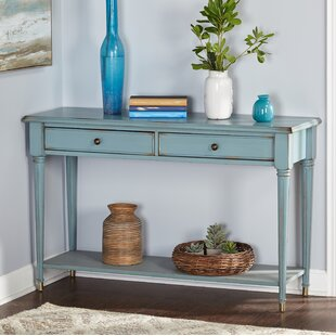Turquoise Sofa Table Wayfair