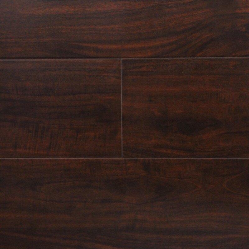 Serradon 6 X 48 X 123mm Laminate Flooring In Wild Walnut
