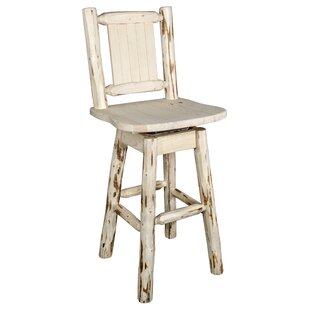 Parratt 24 Swivel Bar Stool