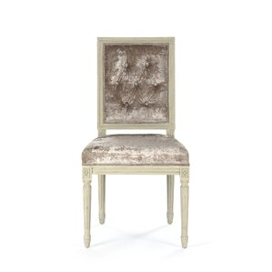 Louis Upholstered Dining Chair by Zentiqu..