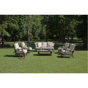 Croquet Lounge Seating Group With Cushion