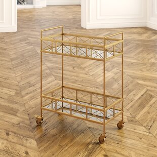 Wirksworth 2 Tier Bar Cart