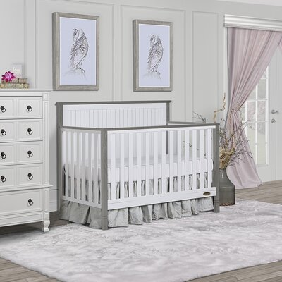 Alexa II 5 in 1 Convertible Crib Dream On Me