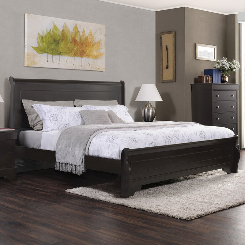Domus Vita Design Manhattan Panel Customizable Bedroom Set