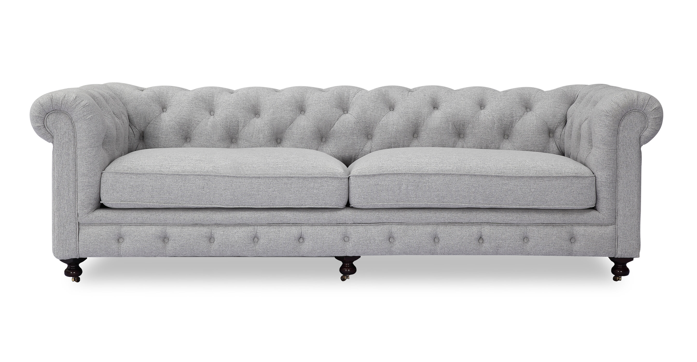 Cozy Life Modern Chesterfield Sofa