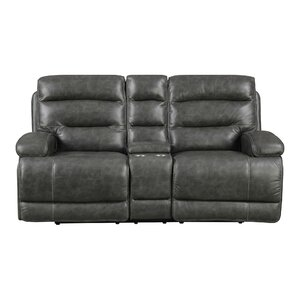 Charnley Power Motion Loveseat by 17 Stories