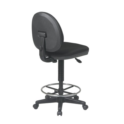 High-Back Drafting Chair  sc 1 st  Wayfair & Office Star High-Back Drafting Chair | Wayfair