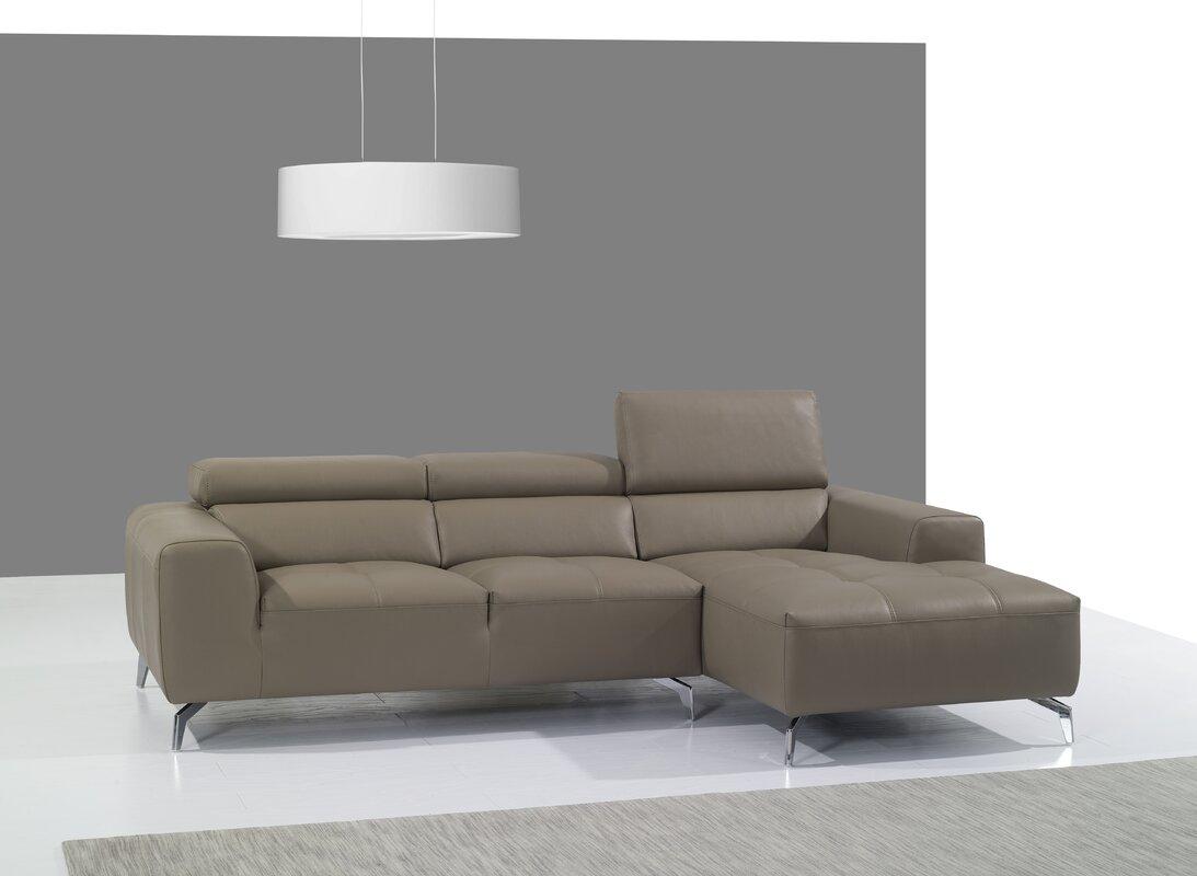Alden Reclining Sectional  sc 1 st  Wayfair : sofa sectional with recliner - Sectionals, Sofas & Couches