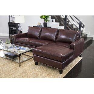 Samatha Leather Sectional