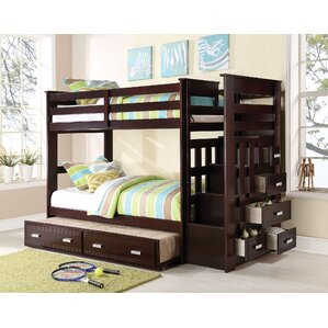 Allentown Twin Bunk Bed by ACME Furnit..