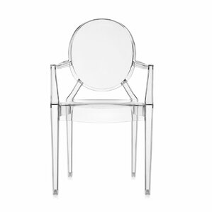 Lou Lou Ghost Childu0027s Patio Dining Chair
