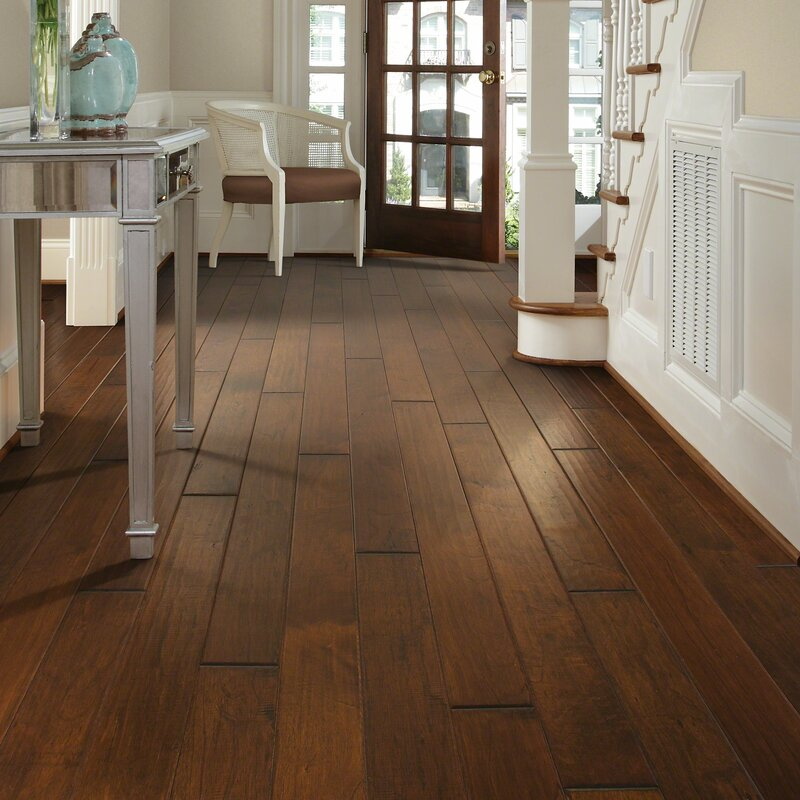 Anderson Floors Townley 5 Engineered Birch Hardwood Flooring In