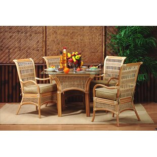 Delicieux Dining Table. By Spice Islands Wicker