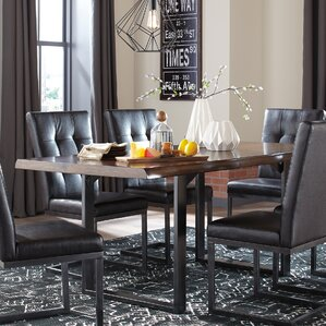 Shantris Dining Table by Gracie Oaks